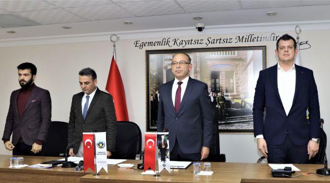 Turgutlu Belediyesi Mart Ayı Meclis Toplantısı Gerçekleştirildi